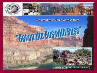 Grand Canyon Bus Tour